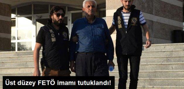 Uşak'ta Son Anda Yakalanan FETÖ'nün Üst Düzey İmamı Tutuklandı