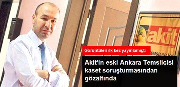 Vahdet Gazetesi'nin Kurucusu Yener Dönmez Gözaltına Alındı