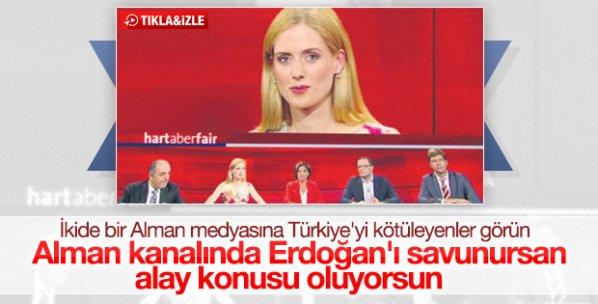 Wilma Elles Erdoğan'ı savununca Almanlar ti'ye aldı