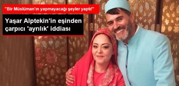 Yaşar Alptekin'in Eşi Neden Ayrıldıklarını Açıkladı