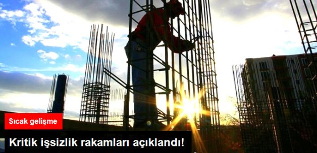 Yeni Rakamlar Açıklandı! Türkiye'de 2 Milyon 895 Bin Kişi İşsiz