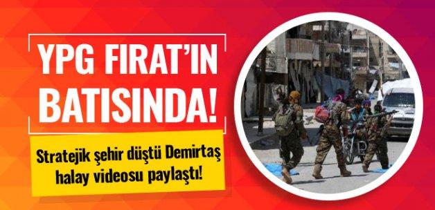 YPG o kenti aldı Demirtaş halay videosu paylaştı!