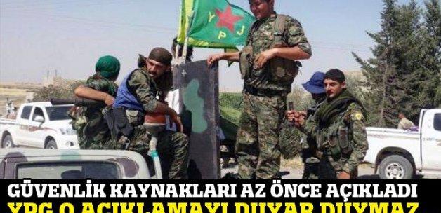 YPG/PYD, Münbiç'e takviye yapıyor