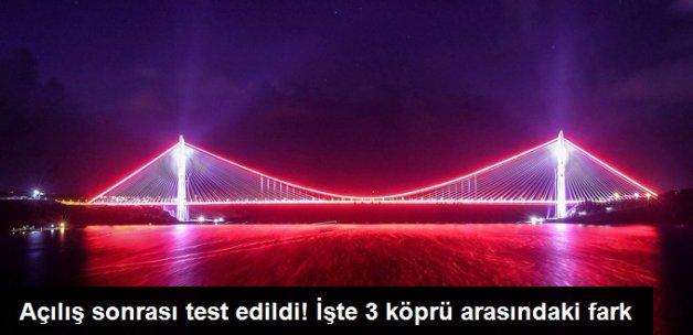 YSS Köprüsü'nü Kullananlar Uzun Mesafe Kat Edecek