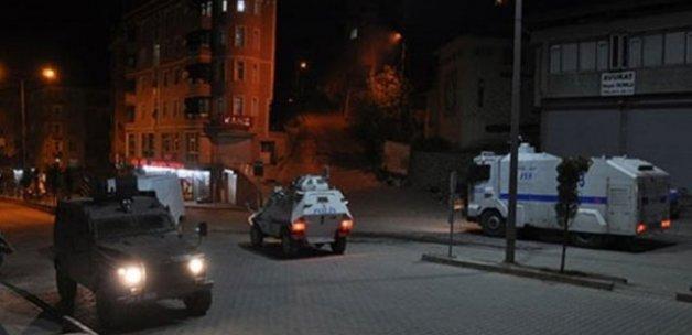 Yüksekova'da sokağa çıkma yasağı!