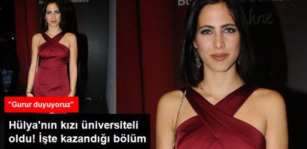 Zehra Çilingiroğlu Üniversiteyi Kazandı