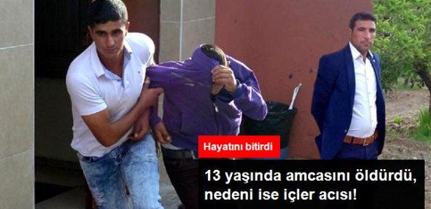 13 Yaşındaki Çocuk Cinsel Taciz İddiasıyla Amcasını Öldürdü