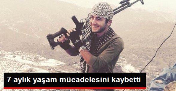 7 Ay Önce Diyarbakır'da Yaralanan Uzman Çavuş Şehit Oldu