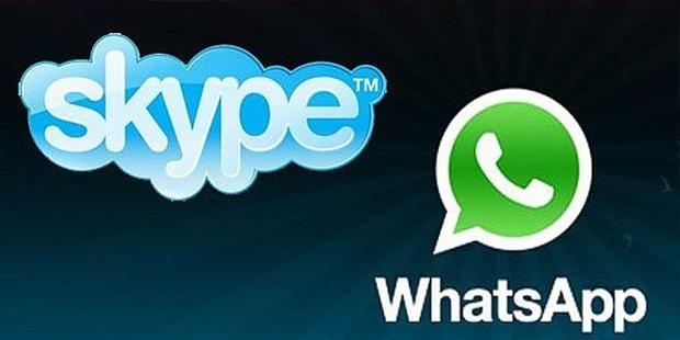AB Komisyonu'ndan WhatApp ve Skype'a 'hazır ol' talimatı!