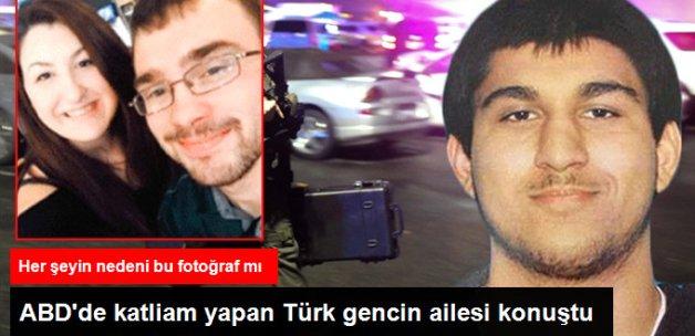 ABD'de 5 Kişiyi Öldüren Türk'ün Ailesi Konuştu: ABD'li Kıza Aşık Oldu, Dünyası Değişti