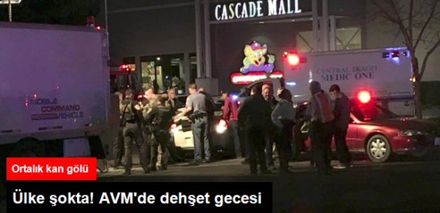 ABD'de AVM'ye Silahlı Saldırı: 4 Ölü