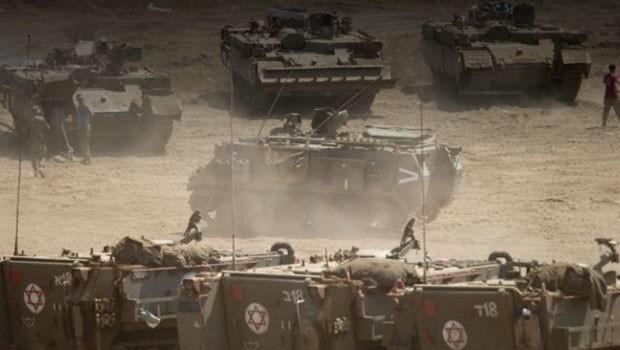 ABD'den İsrail'e dev askeri yardım