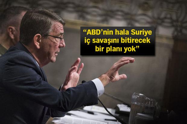 ABD'den Suriye'deki Kürtlere silah desteği açıklaması