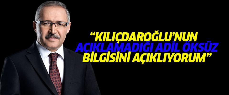 Abdülkadir Selvi: Kılıçdaroğlu'nun açıklamadığı Adil Öksüz bilgisini açıklıyorum