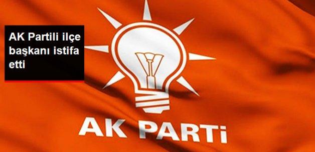 AK Parti Yenice İlçe Başkanı İstifa Etti