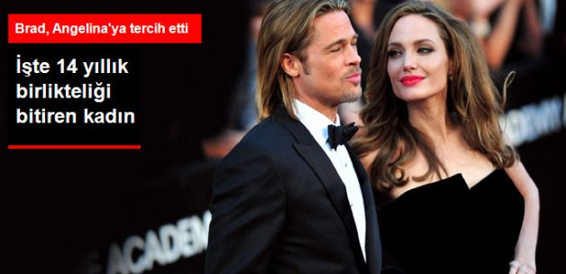 Angelina Jolie-Brad Pitt Çiftinin Evliliğini Bitiren Kadın