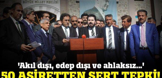 Ankara'da aşiret temsilcileri bir araya geldi