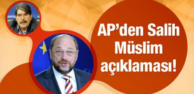 AP Başkanı'ndan 'Salih Müslim' açıklaması