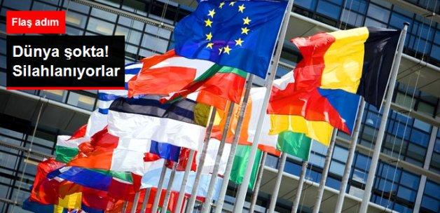 Avrupa Birliği Silahlanıyor!