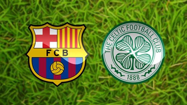 Barcelona Celtic maçı hangi kanalda saat kaçta