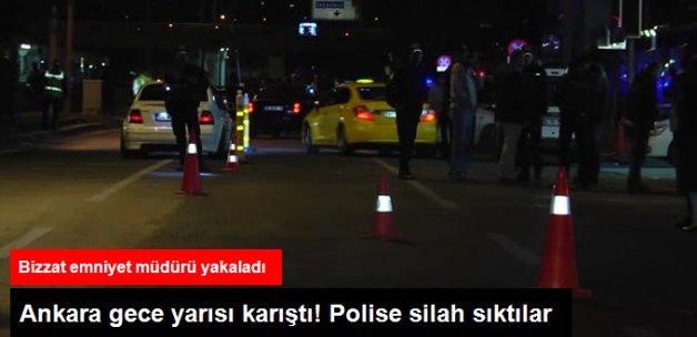 Başkent'te, Çevik Kuvvet Şube Müdürlüğü'ne Silahlı Saldırı