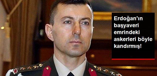 """Başyaver Ali Yazıcı, Emrindeki Askerleri """"Bu Bir Tatbikat"""" Diye Kandırmış"""