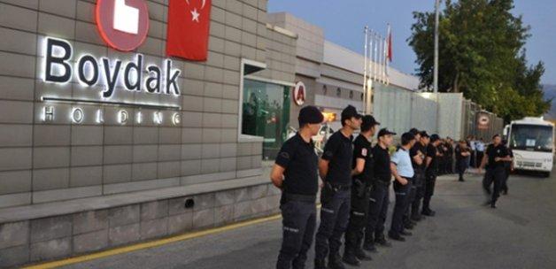 Boydak Holding'in Yönetimi TMSF'ye Geçti