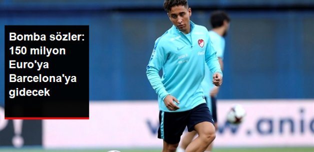 Bülent Uygun: Emre Mor 2 Sezon Sonra 150 Milyon Euro'ya Barcelona'ya Gider