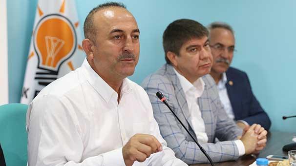 Çavuşoğlu'dan ABD'ye! 'Hiçbiriniz Türkiye'nin patronu değilsiniz'