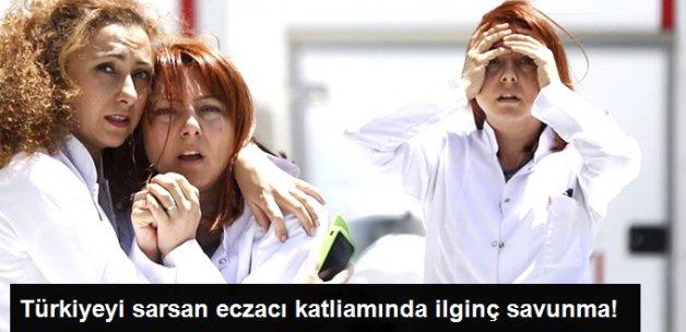 Cebeci Hastanesi'nde Öldürülen 4 Eczacının Katil Zanlısından Dikkat Çeken Savunma