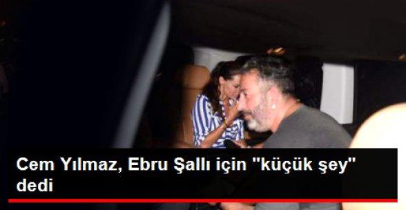 """Cem Yımaz'ın """"Küçük Şeyler"""" Çıkışı Ebru Şallı'yı Çıldırtacak"""