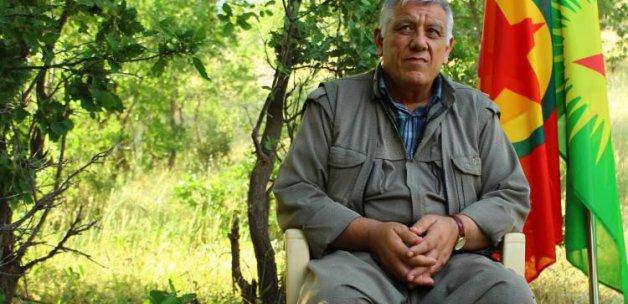 Cemil Bayık'tan Türkiye'ye Fırat Kalkanı tehdidi