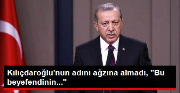 Cumhurbaşkanı Erdoğan, Kılıçdaroğlu'nun Sözlerine Cevap Verdi