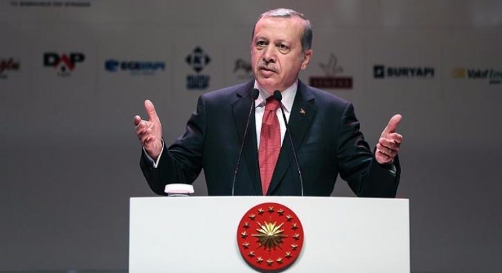 Cumhurbaşkanı Erdoğan: Sizin biriniz onlara bin görünür