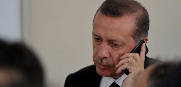 Cumhurbaşkanı, Merkel'le telefonda görüştü