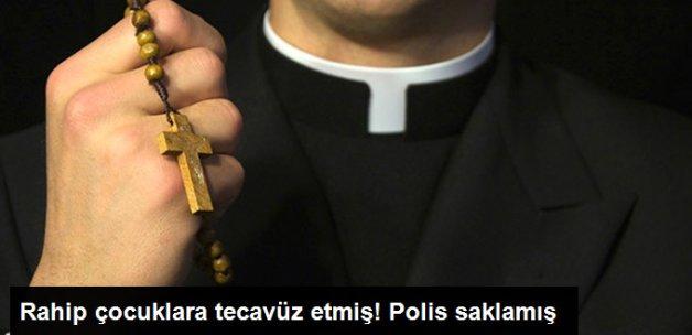 Danimarka'da Rahip Kız ve Erkek Çocuklarına Tecavüzden Gözaltına Alınmış