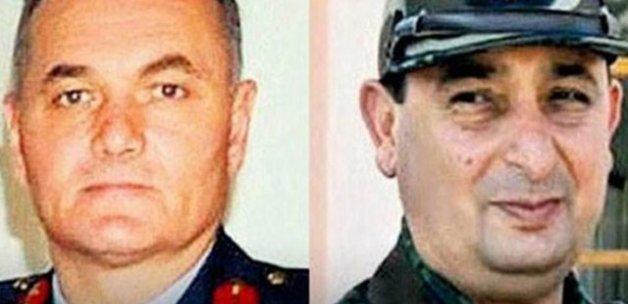 'Darbeci' oldukları iddiasıyla tutuklanan iki generale iade-i itibar!