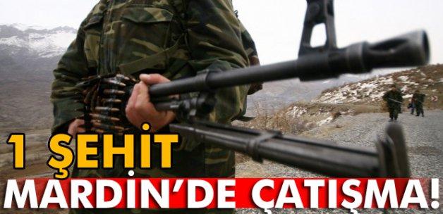 Dargeçit'teki çatışmada yaralanan asker şehit oldu
