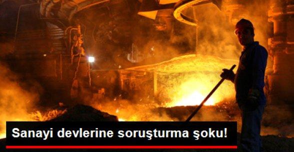Demir Çelik Devleri Hakkında 'Rekabet' Soruşturması