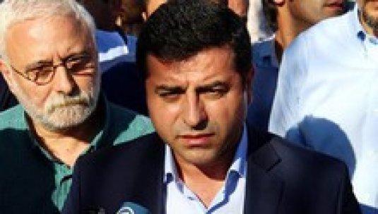 Demirtaş'tan yeni Öcalan çıkışı