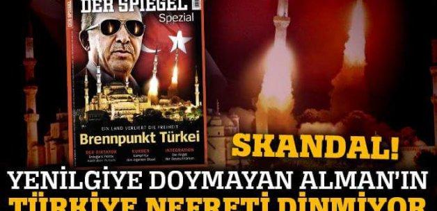 Der Spiegel'in Türkiye özel sayısı