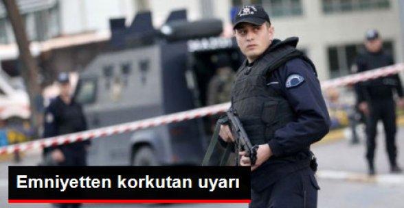 Diyarbakır Emniyeti'nden 'İntihar Saldırısı' Uyarısı