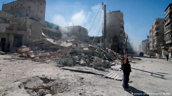 Dünyanın Halep ayıbı