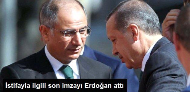 Efkan Ala'nın İstifası Resmi Gazete'de; Onayı Erdoğan Verdi