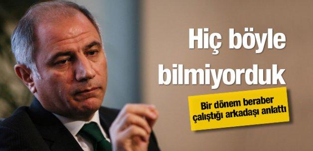 Efkan Ala'yı hiç böyle bilmiyorduk Akdoğan anlattı