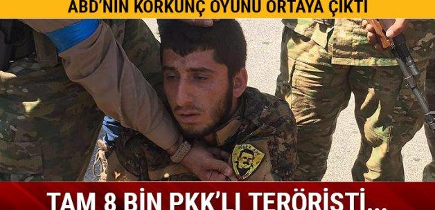 Eğit-donat PKK içinmiş