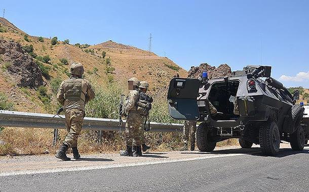 Elazığ'da 15 bölge 'özel güvenlik bölgesi' ilan edildi