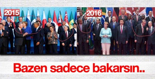 Erdoğan her G20'nin gözdesi