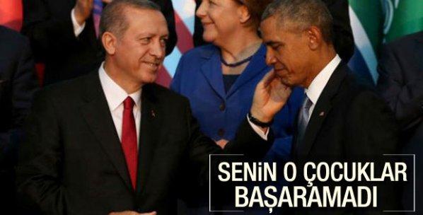 Erdoğan-Obama G20'nin en önemli görüşmesi