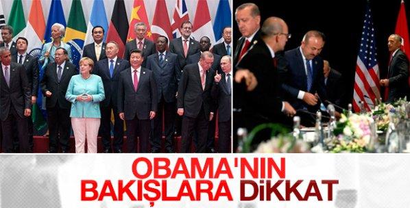 Erdoğan-Putin samimiyeti Obama'nın dikkatini çekti
